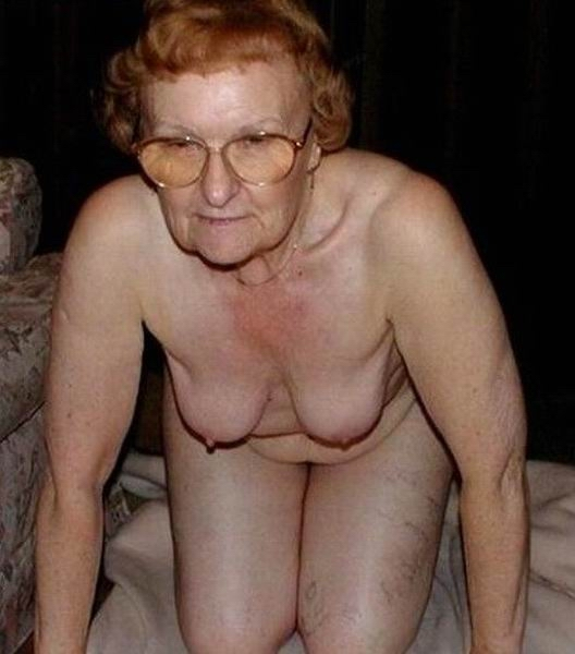 very old naked grandmothers